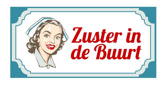 zuster in de buurt logo